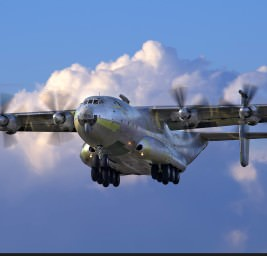 Ан-22 Антей UR-09307