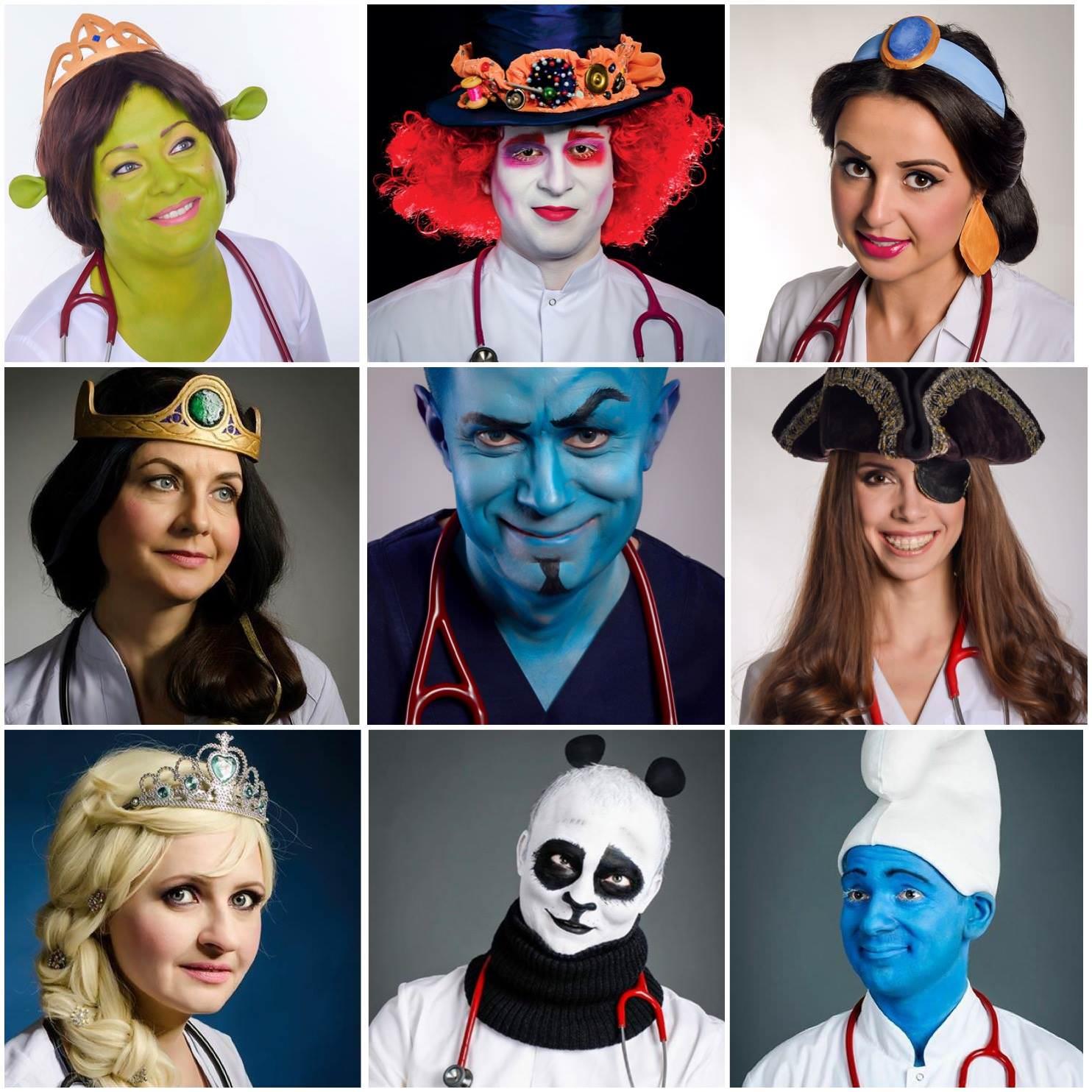 врачи волшебники