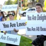 «Вы красивы!» волонтерский проект от The Sprinkling Happiness