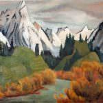 Галерея Artvera's Geneva представляет Monte Verità – экспрессионистская утопия