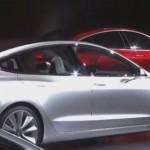 Сегодня утром состоялась премьера Tesla Model 3.