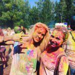 Фестиваль красок Холи. Сказать ярко и красочно – ничего не сказать!