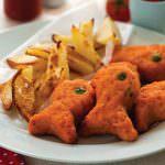 Cекреты вкусной еды + рецепт: рыбки из лосося