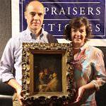Картина висевшая в столовой 80 лет оказалась потерянной работой Рембрандта