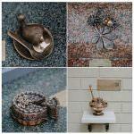 Ищи бронзовые мини-скульптурки в Киеве