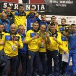 Украинцы получают награды на престижном боксерском турнире в Болгарии
