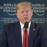 О чем говорят в Давосе: выступление Трампа