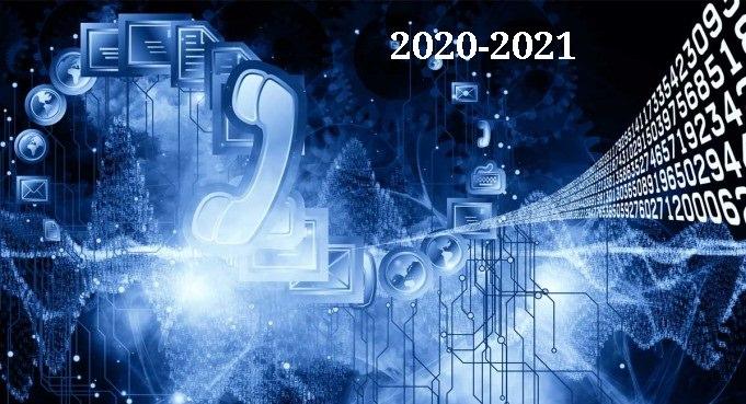 Телеком- 2020 и прогноз на 2021